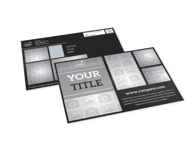 Generic EDDM Postcard Template 16271 preview