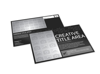 Generic EDDM Postcard Template 16273 preview