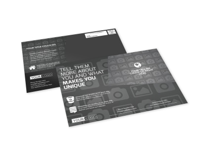 Generic EDDM Postcard Template 16277 preview