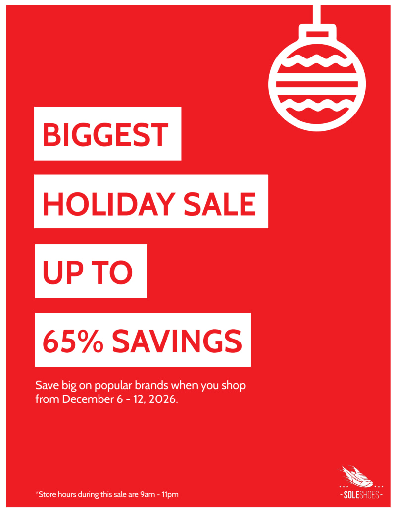 Big Sale Holiday Marketing Flyer Template Preview 2