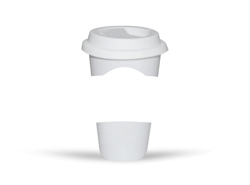 Blank Cup Sleeve Templates Mycreativeshop