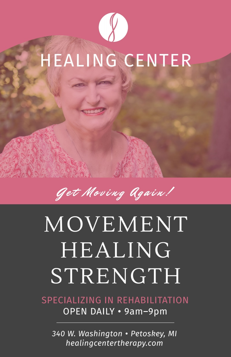 Healing Center Physical Therapy Poster Template Preview 2