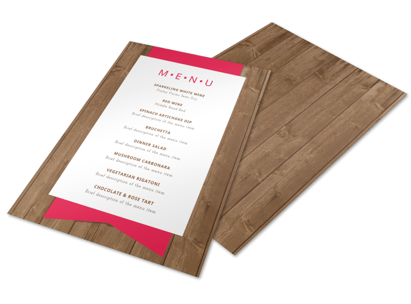 Simple Menu Template from cdn.mycreativeshop.com