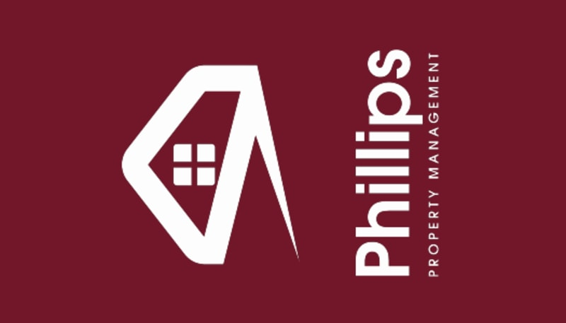 Phillips Property Management Business Card Template Preview 3