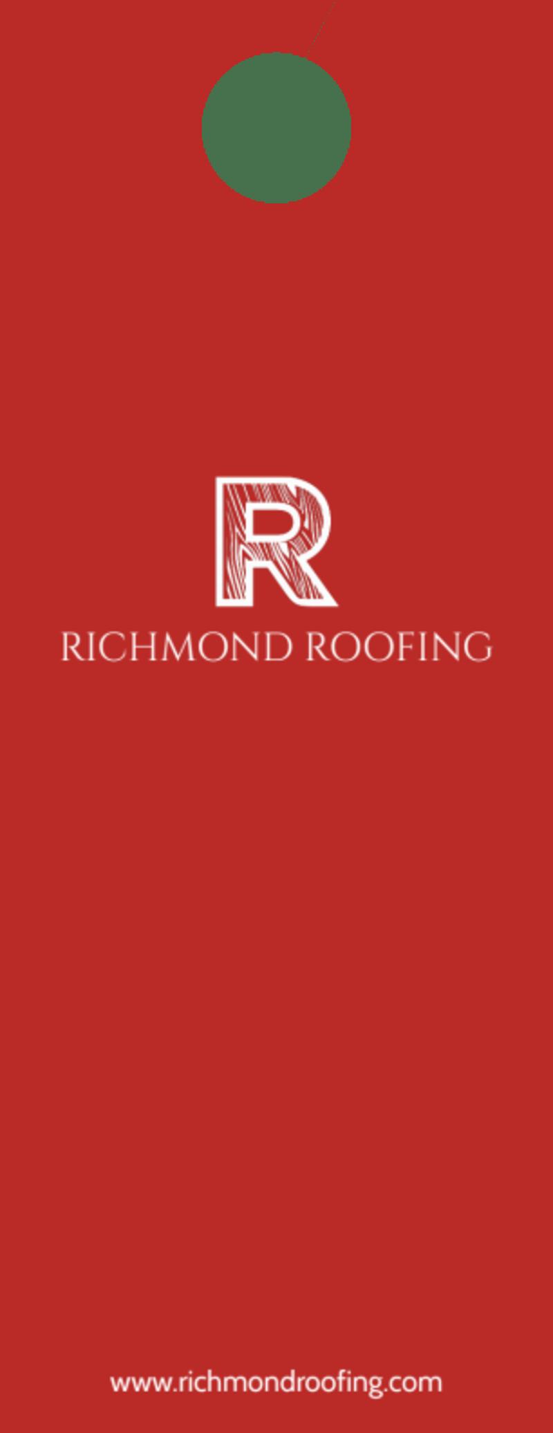 Roofing Quote Door Hanger Template Preview 3