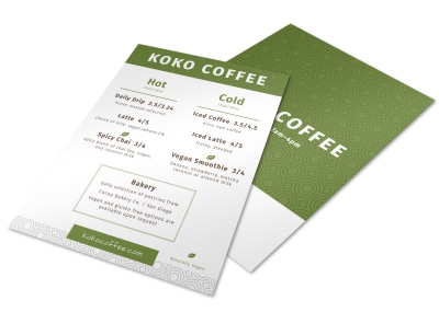 Coffee Shop Menu Template y3azqvoirc preview