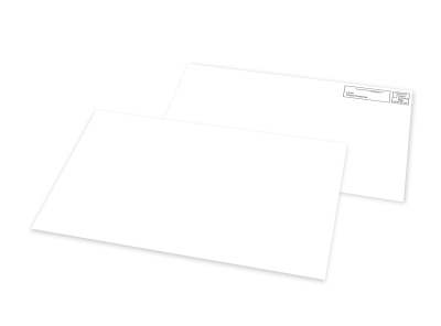 Blank Canvas EDDM Postcard Template 2 preview