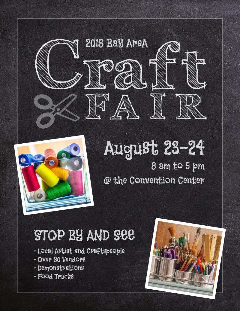 Beautiful Craft Fair Flyer Template Preview 2