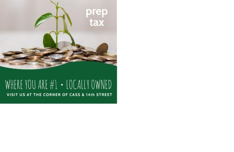 Tax Prep Postcard Template Preview 3