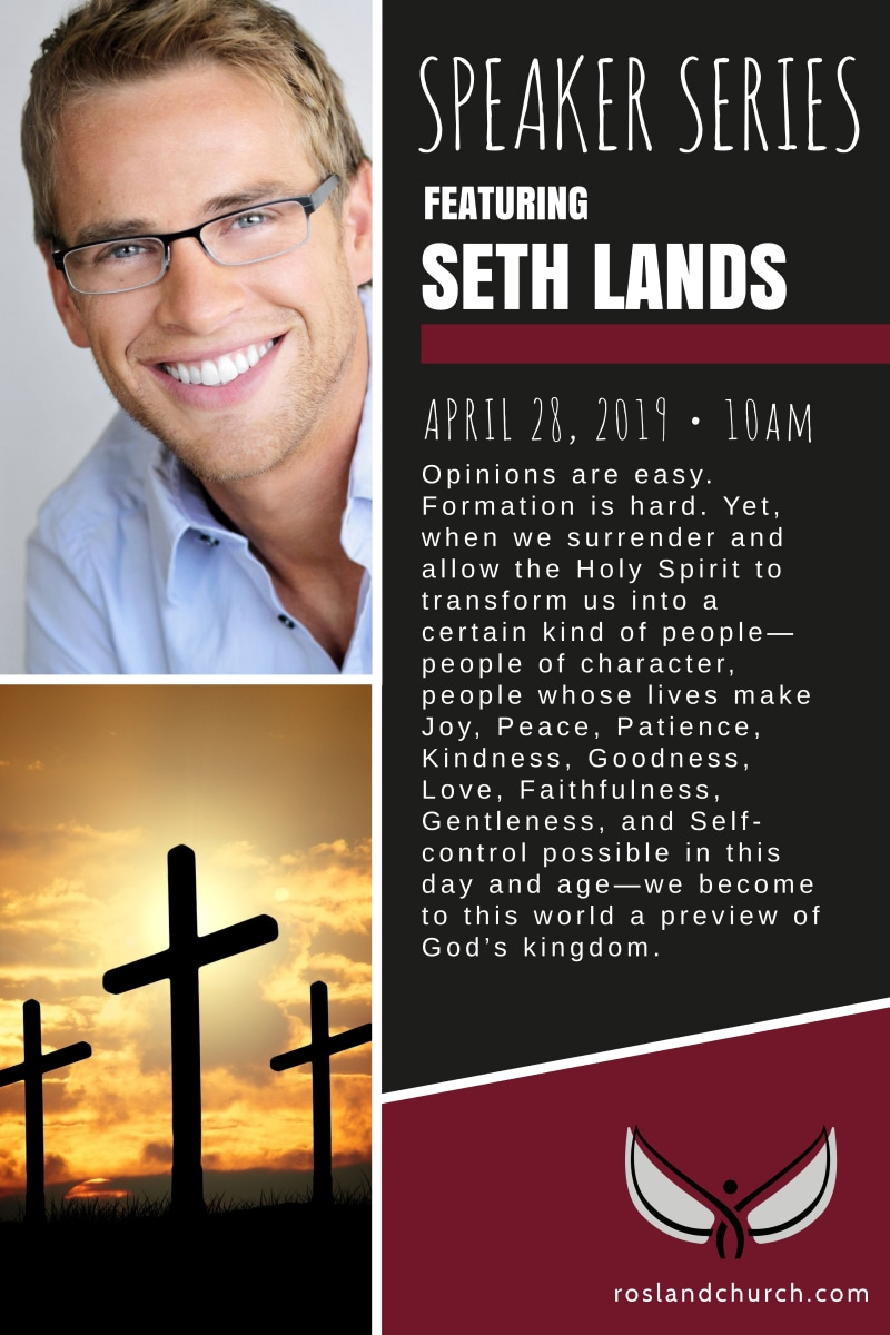 Church Guest Speaker Poster Template Preview 2