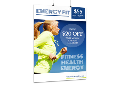 Fitness Poster Template kkv93jbzyk preview