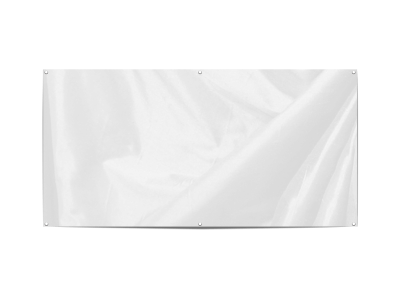 Blank Canvas Banner Template preview