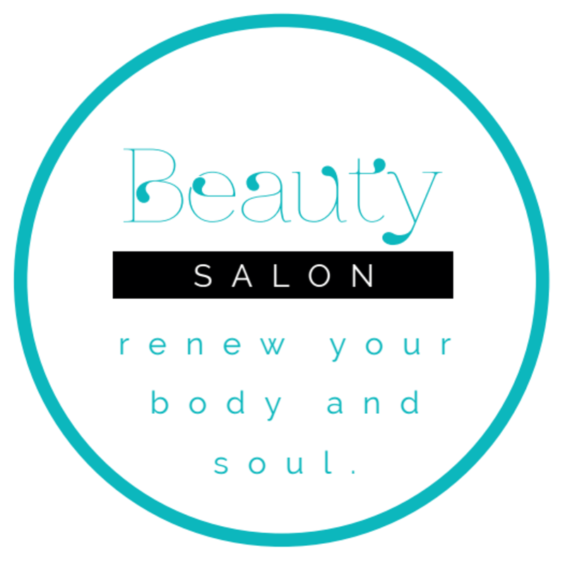 Beauty Salon Spa Sticker Template Preview 2