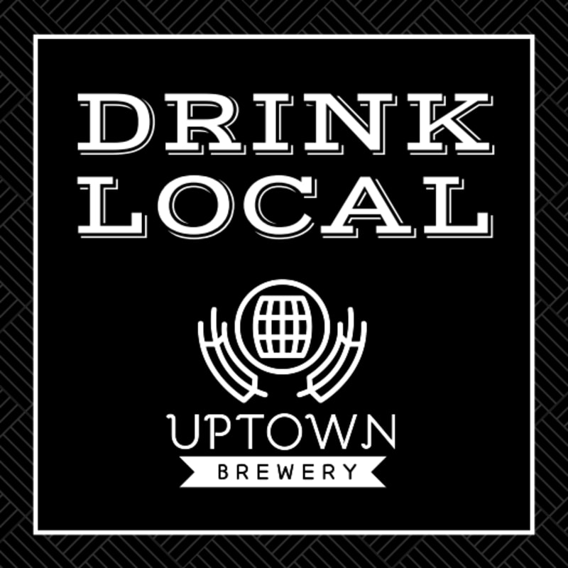 Drink Local Sticker Template Preview 2