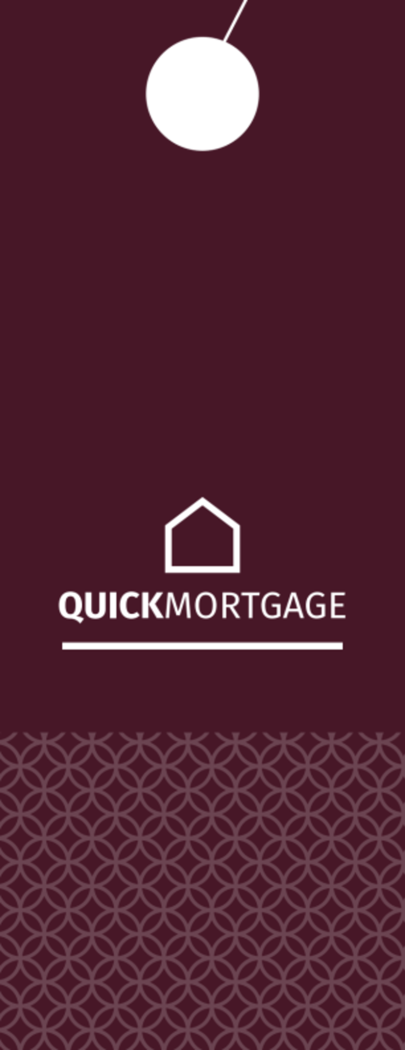 Mortgage Outreach Door Hanger Template Preview 3