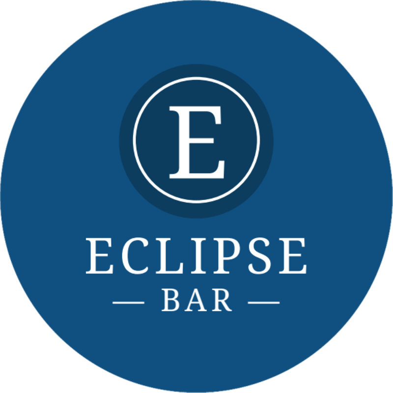 Eclipse Bar Coaster Template Preview 3