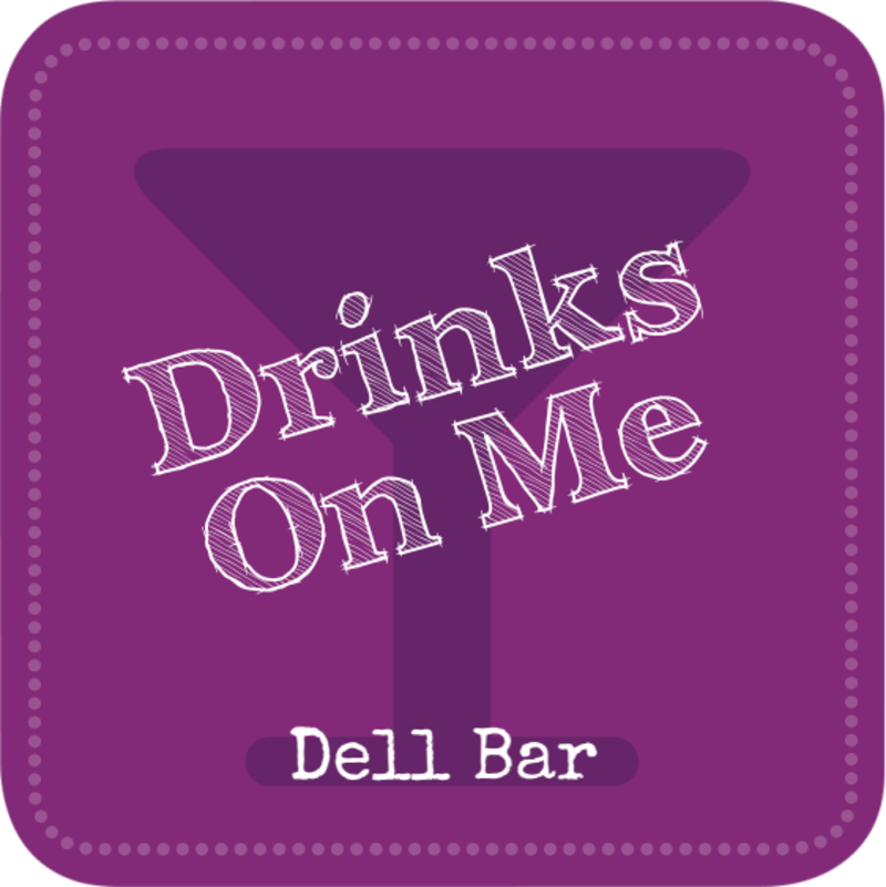 Bar Drink Coaster Template Preview 2