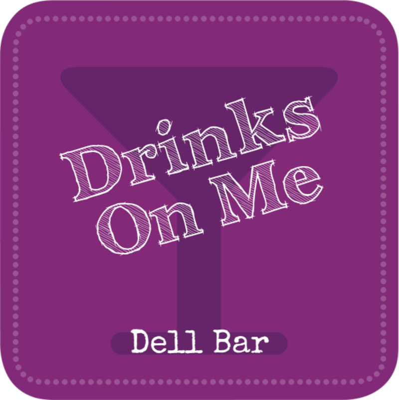 Bar Drink Coaster Template Preview 3