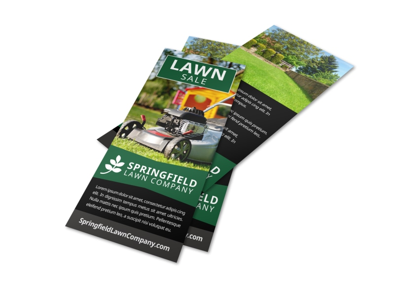 Lawn Company Flyer Template Preview 4