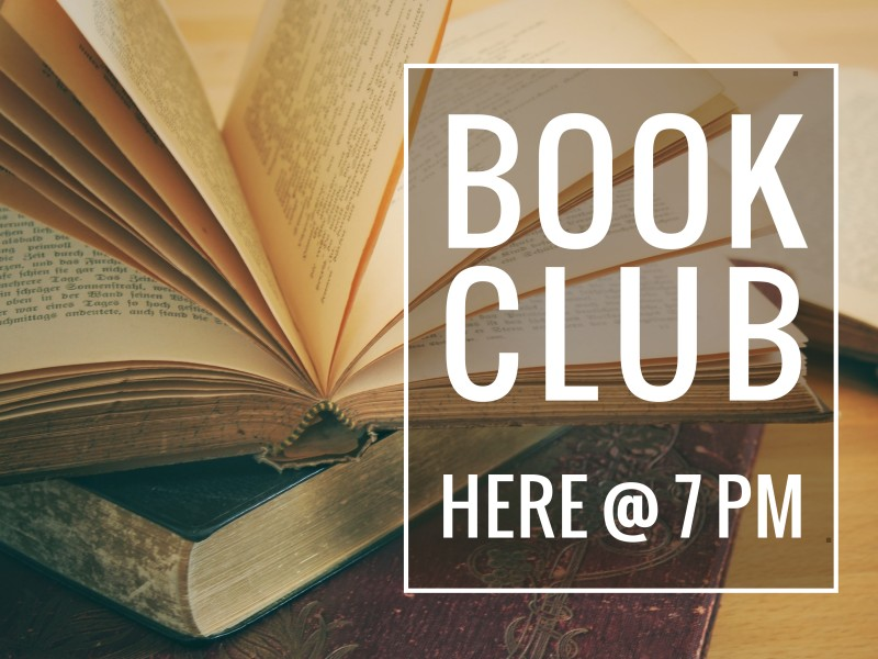 Book Club Yard Sign Template Preview 3