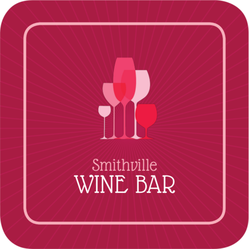Pink Wine Coaster Template Preview 2