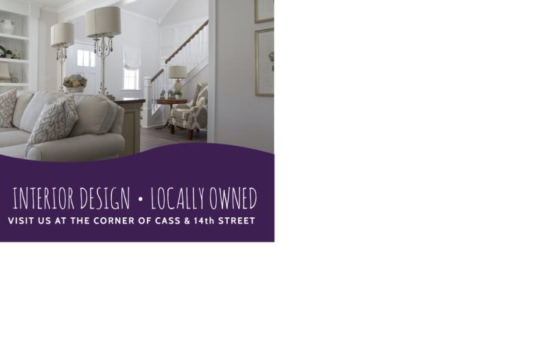 Interior Design Promo Postcard Template Preview 3
