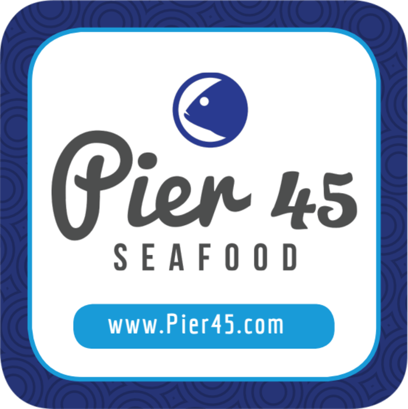 Seafood Coaster Template Preview 3