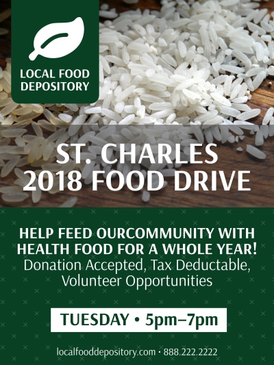 Food Drive Poster Template Preview 1
