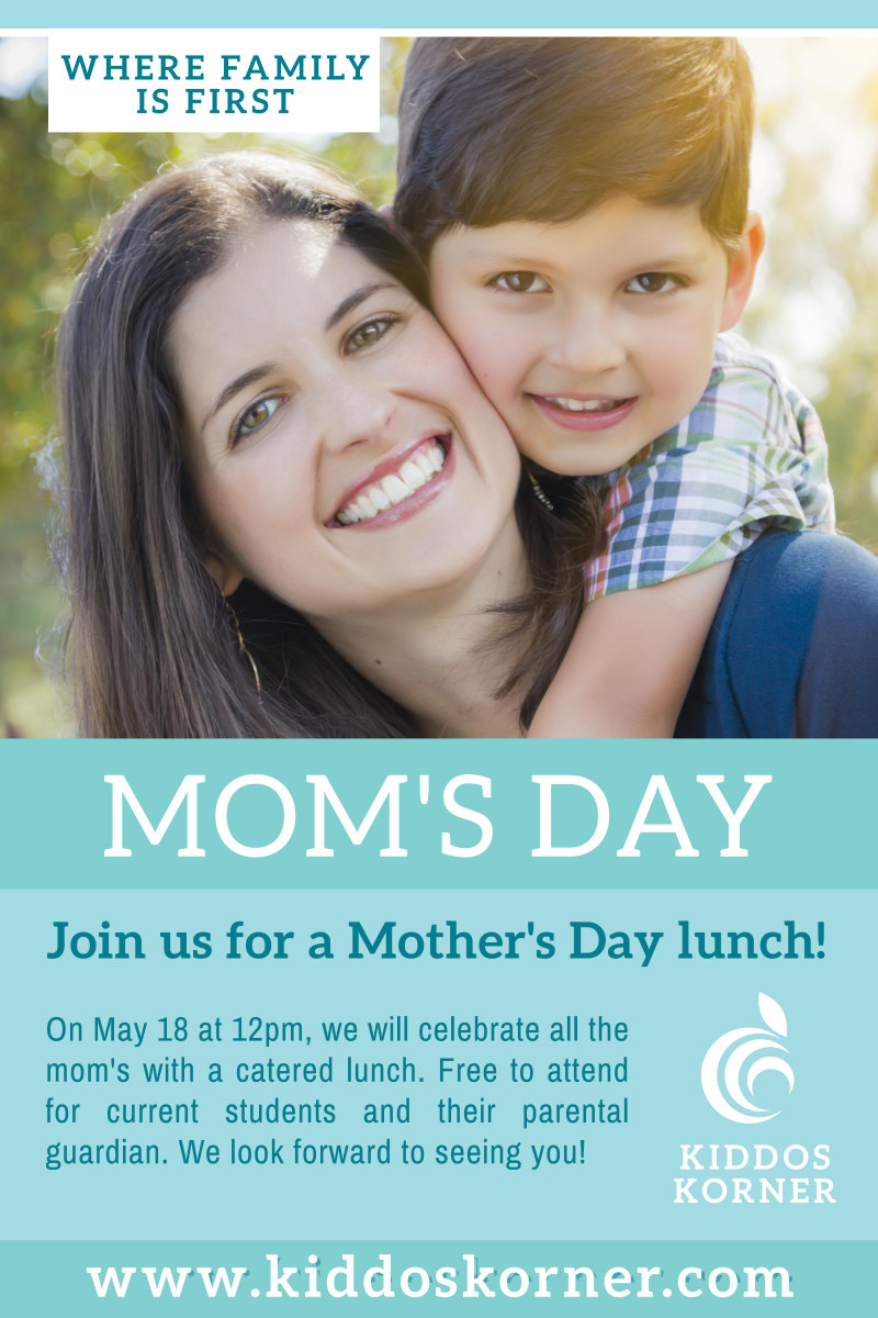 Mother's Day Lunch Poster Template Preview 2