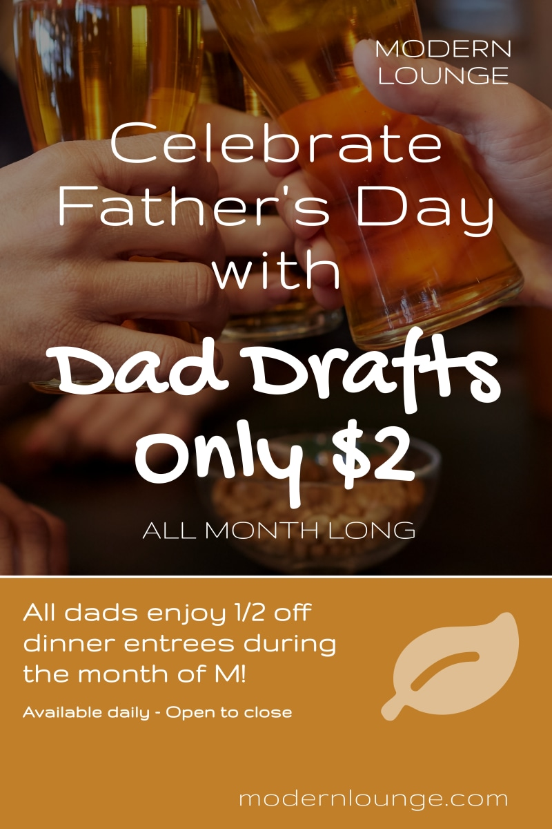 Celebrate Father's Day Poster Template Preview 2