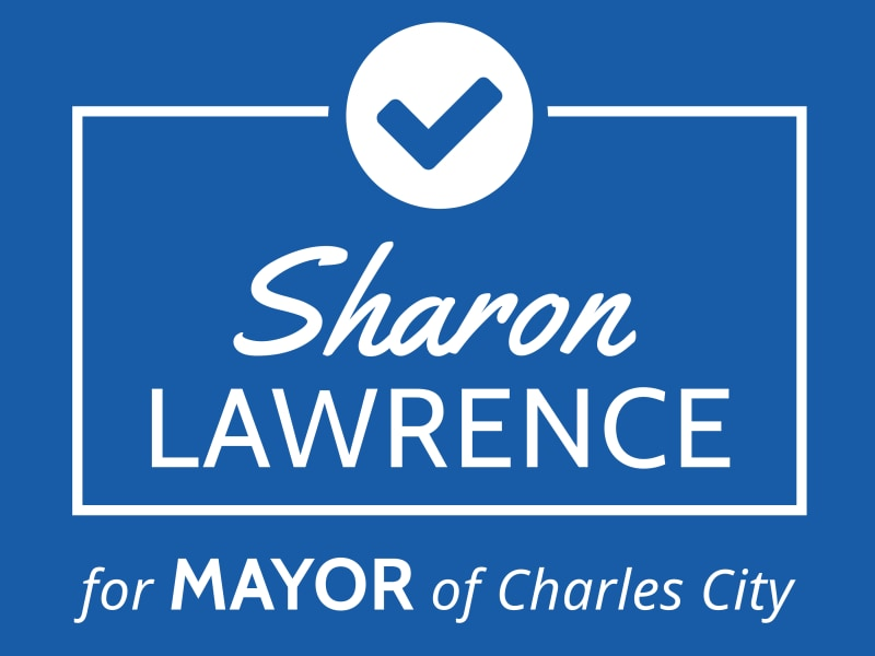 Mayor Campaign Yard Sign Template Preview 2