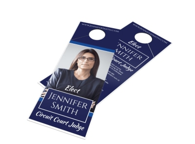Circuit Court Judge Door Hanger Template preview