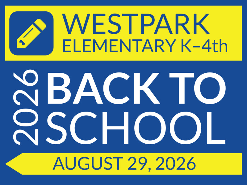 Back To School Yard Sign Template Preview 2