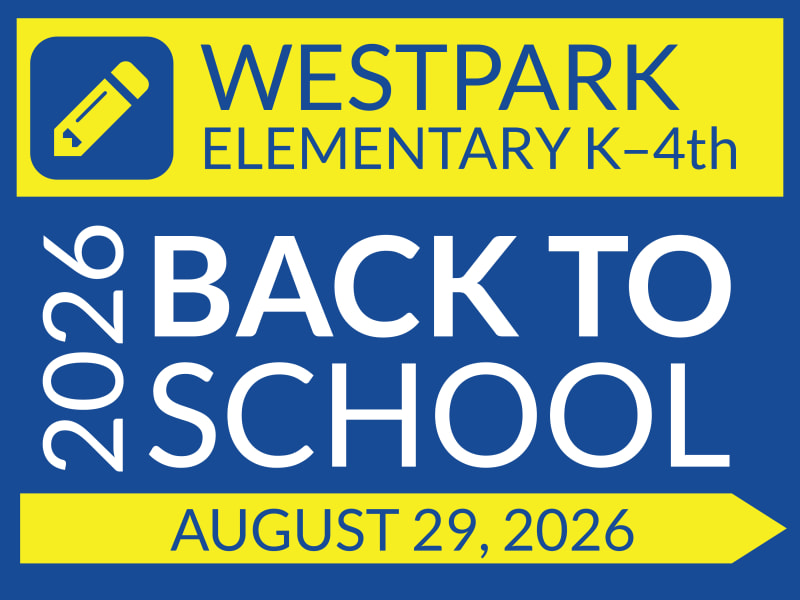 Back To School Yard Sign Template Preview 3