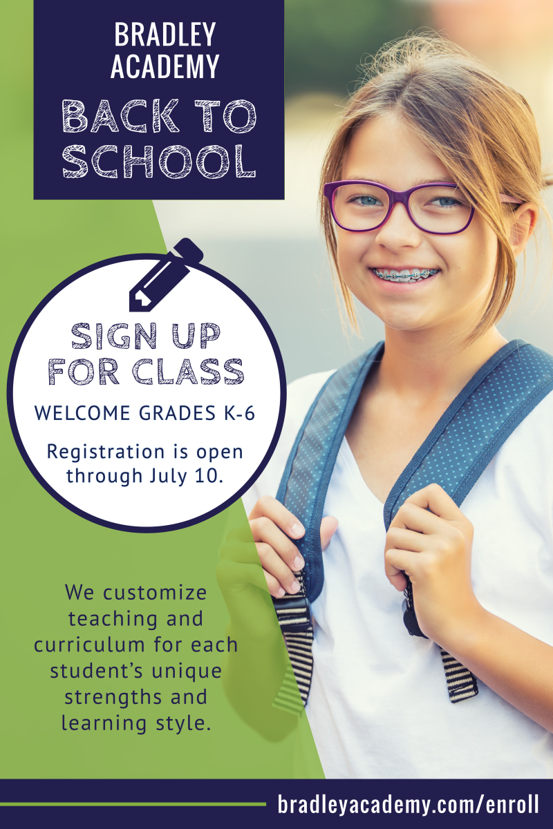 Back To School Sign Up Poster Template Preview 2