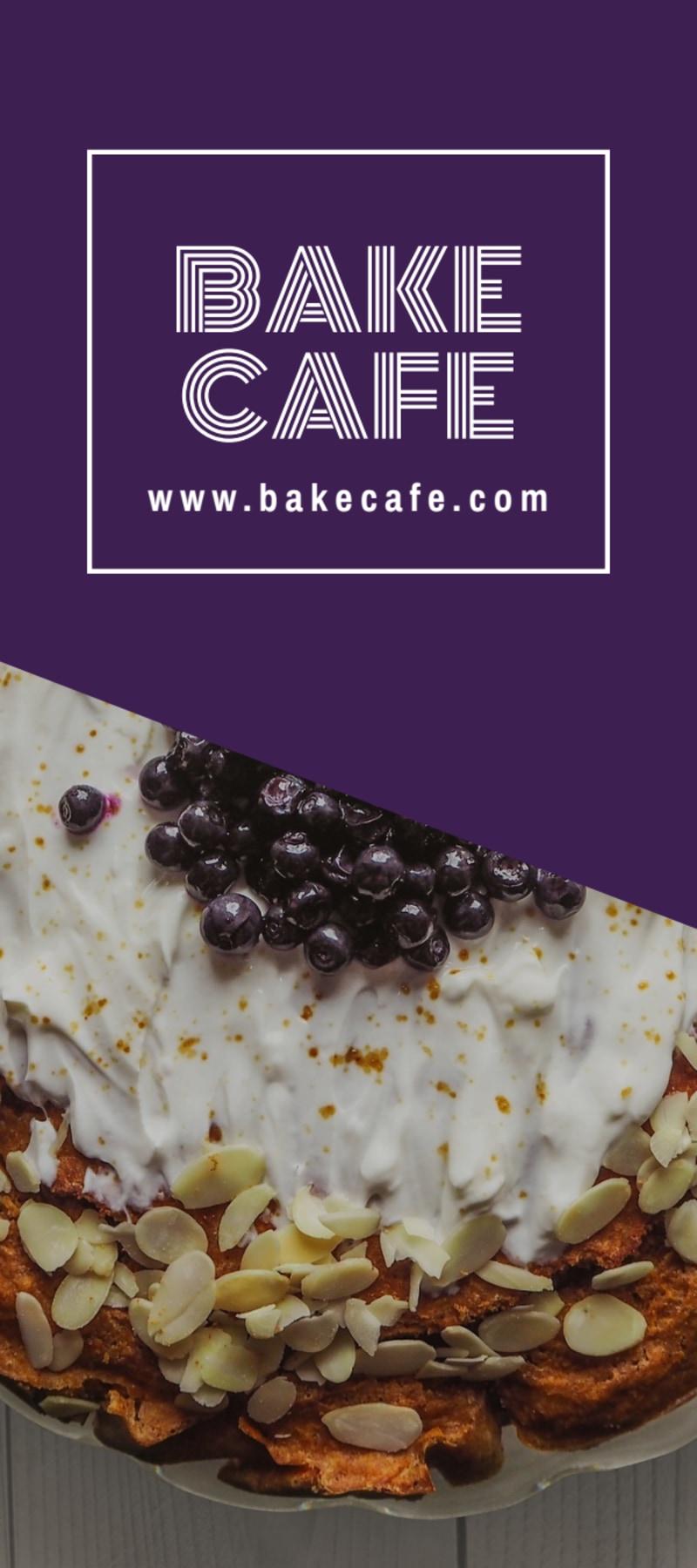 Dessert After Work Flyer Template Preview 3