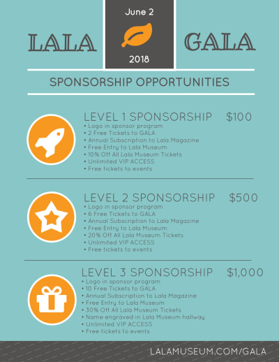 Event Sponsorship Flyer Template Preview 1