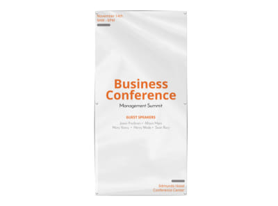 Business Conference Banner Template