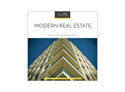 Modern Real Estate Instagram Post Template preview