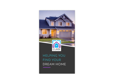 Dream Home Instagram Story Template preview