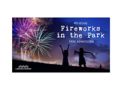 4th Of July Fireworks Facebook Event Cover Template