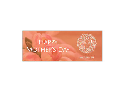 Mother's Day Facebook Cover Template preview