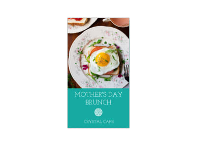 Mother's Day Brunch Instagram Story Template preview