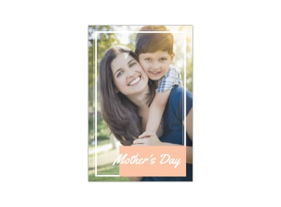 Mothers Day Blog Image Tall Template preview