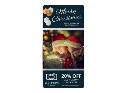 Christmas Banners Template Preview