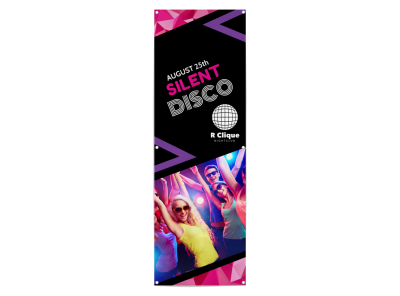 Party Banners Template Preview
