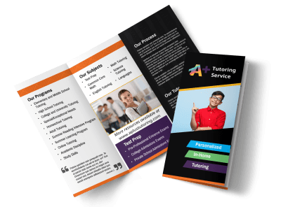 School Brochure Templates Template Preview