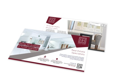 Home Upgrade EDDM Postcard Template preview