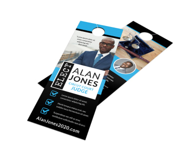 Campaign Door Hanger Template 5y0zjttk61 preview