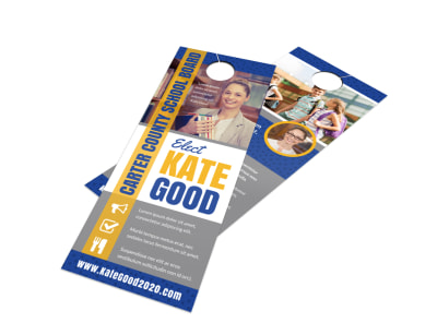 Campaign Door Hanger Template 3m52bar0su preview